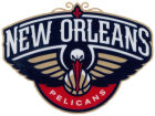 New Orleans Pelicans Rico Industries Static Cling Decal Auto Accessories