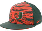 Miami Hurricanes Nike NCAA NTS Game Day Snapback Adjustable Hats