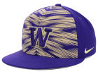 Washington Huskies Nike NCAA NTS Game Day Snapback Adjustable Hats