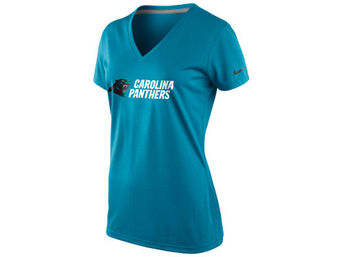 Carolina Panthers Nike NFL Womens Everyday Legend T-Shirt