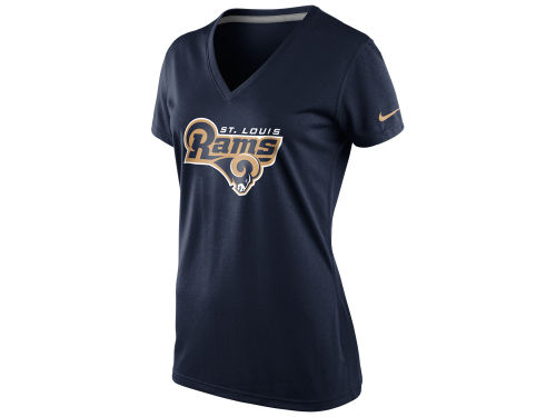 St. Louis Rams Nike NFL Womens Everyday Legend T-Shirt