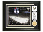 Pittsburgh Penguins Highland Mint Photo Mint Coin-Bronze Collectibles
