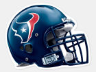 Houston Texans Wincraft 4x4 Die Cut Decal Color Bumper Stickers & Decals