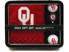 Oklahoma Sooners Team Golf Golf Towel Gift Set