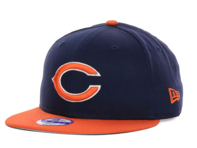 Chicago Bears NFL Kids Baycik 9FIFTY Snapback Cap Hats