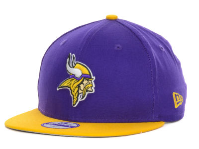 Minnesota Vikings NFL Kids Baycik 9FIFTY Snapback Cap Hats