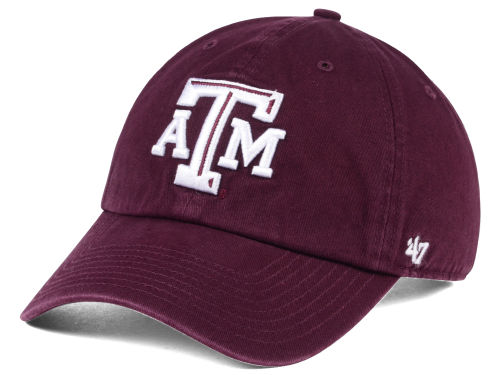 Texas A&M Aggies '47 NCAA Clean-Up Cap Hats