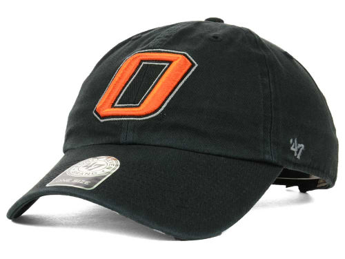 Oklahoma State Cowboys NCAA '47 CLEAN UP Cap Hats