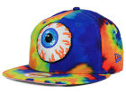Mishka Keep Watch Tie Dye 9FIFTY Snapback Cap Adjustable Hats