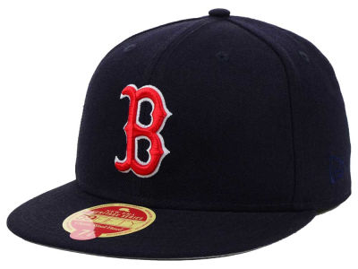 Boston Red Sox MLB Wool Classic 59FIFTY Cap Hats