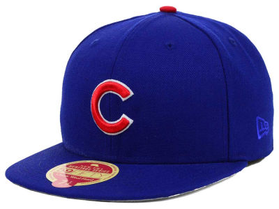 Chicago Cubs MLB Wool Classic 59FIFTY Cap Hats