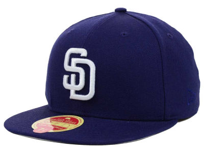 San Diego Padres MLB Wool Classic 59FIFTY Cap Hats