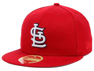St. Louis Cardinals MLB Wool Classic 59FIFTY Cap Hats