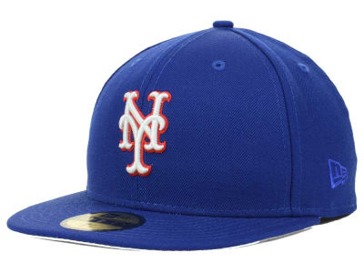 New York Mets MLB All Star Patch Redux 59FIFTY Cap Hats