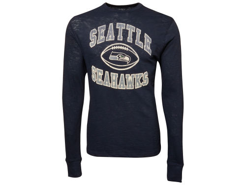 Seattle Seahawks '47 NFL Long Sleeve Scrum T-Shirt