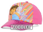 Dora Dora & Boots Glitter Brim Toddler Baseball Cap Adjustable Hats