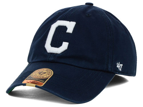 Cleveland Indians '47 MLB Harbor 47 FRANCHISE Cap Hats