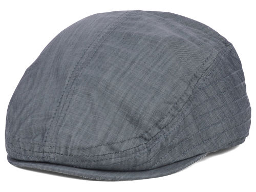 LIDS Private Label PL Gray Side-Stitched Driver Hats