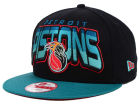 Detroit Pistons New Era NBA Hardwood Classics All Colors 9FIFTY Snapback Cap Hats