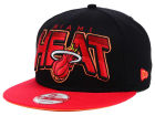 Miami Heat New Era NBA Hardwood Classics All Colors 9FIFTY Snapback Cap Hats