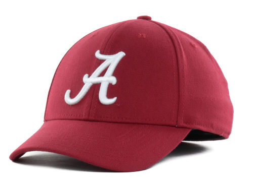 Alabama Crimson Tide Nike NCAA Dri-Fit Swooshflex Cap Hats