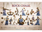 Kansas Jayhawks 2013 NCAA Mens Basketball Poster Collectibles