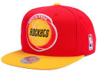 Houston Rockets Mitchell and Ness NBA XL Logo Snapback Cap Hats