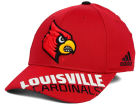Louisville Cardinals adidas NCAA 2014 Player Flex Hat Stretch Fitted Hats