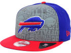 Buffalo Bills New Era 2014 NFL Draft 9FIFTY Snapback Cap Adjustable Hats