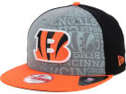 Cincinnati Bengals New Era 2014 NFL Draft 9FIFTY Snapback Cap Adjustable Hats