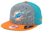 Miami Dolphins New Era 2014 NFL Draft 9FIFTY Snapback Cap Adjustable Hats