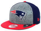 New England Patriots New Era 2014 NFL Draft 9FIFTY Snapback Cap Adjustable Hats