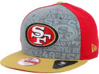 San Francisco 49ers New Era 2014 NFL Draft 9FIFTY Snapback Cap Adjustable Hats