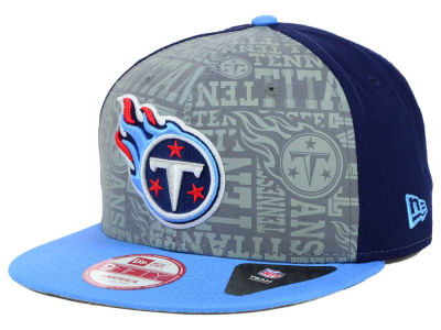 Tennessee Titans 2014 NFL Draft 9FIFTY Snapback Cap Hats