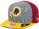 Washington Redskins New Era 2014 NFL Draft 9FIFTY Snapback Cap Adjustable Hats
