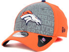 Denver Broncos New Era 2014 NFL Draft 39THIRTY Cap Stretch Fitted Hats