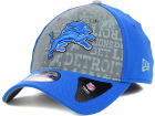 Detroit Lions New Era 2014 NFL Draft 39THIRTY Cap Stretch Fitted Hats