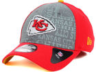 Kansas City Chiefs New Era 2014 NFL Draft 39THIRTY Cap Stretch Fitted Hats