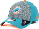 Miami Dolphins New Era 2014 NFL Draft 39THIRTY Cap Stretch Fitted Hats