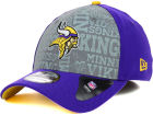 Minnesota Vikings New Era NFL 2014 Draft XP 39THIRTY Cap Stretch Fitted Hats