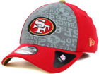 San Francisco 49ers New Era 2014 NFL Draft 39THIRTY Cap Stretch Fitted Hats
