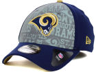 St. Louis Rams New Era 2014 NFL Draft 39THIRTY Cap Stretch Fitted Hats