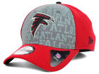 Atlanta Falcons New Era 2014 NFL Draft Flip 39THIRTY Cap Stretch Fitted Hats