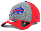 Buffalo Bills New Era 2014 NFL Draft Flip 39THIRTY Cap Stretch Fitted Hats