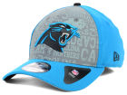Carolina Panthers New Era 2014 NFL Draft Flip 39THIRTY Cap Stretch Fitted Hats