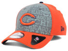 Chicago Bears New Era 2014 NFL Draft Flip 39THIRTY Cap Stretch Fitted Hats