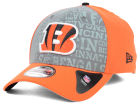 Cincinnati Bengals New Era 2014 NFL Draft Flip 39THIRTY Cap Stretch Fitted Hats