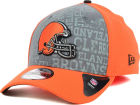 Cleveland Browns New Era 2014 NFL Draft Flip 39THIRTY Cap Stretch Fitted Hats