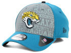 Jacksonville Jaguars New Era 2014 NFL Draft Flip 39THIRTY Cap Stretch Fitted Hats