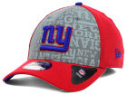 New York Giants New Era 2014 NFL Draft Flip 39THIRTY Cap Stretch Fitted Hats